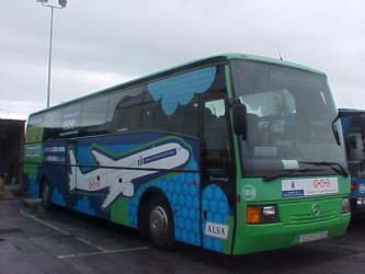 Exterior of Aeropurto Bus